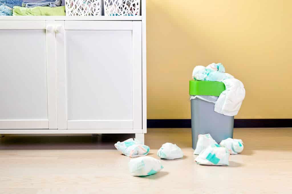 MamiWiki Stoffwindeln Test Totsbots Milovia Disana Anavy Cloth Diaper PeeNut Petit Lulu Fidella Disana Windelvlies